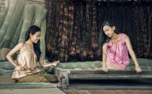 Mujeres birmanas