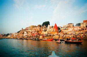 Varanasi desde el Ganges