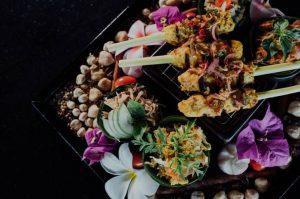 Comida del Banyan Tree Bintan