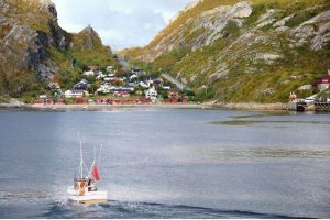 Bodo Noruega