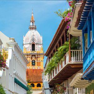 COLOMBIA grandes viajes de sofia