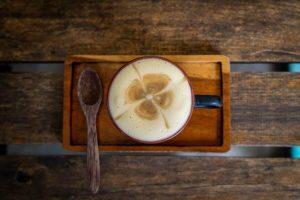 Café con huevo