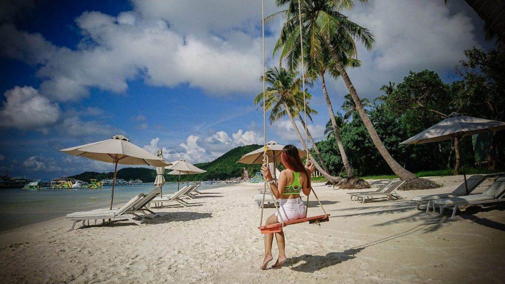 playa en camboya