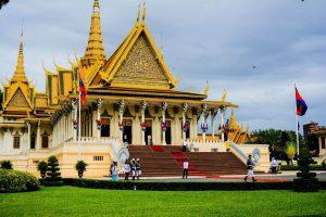 Capital Camboya