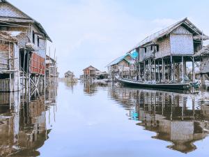 Cuándo hace peor tiempo en Birmania