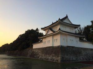 Castillo de Nijo kyoto