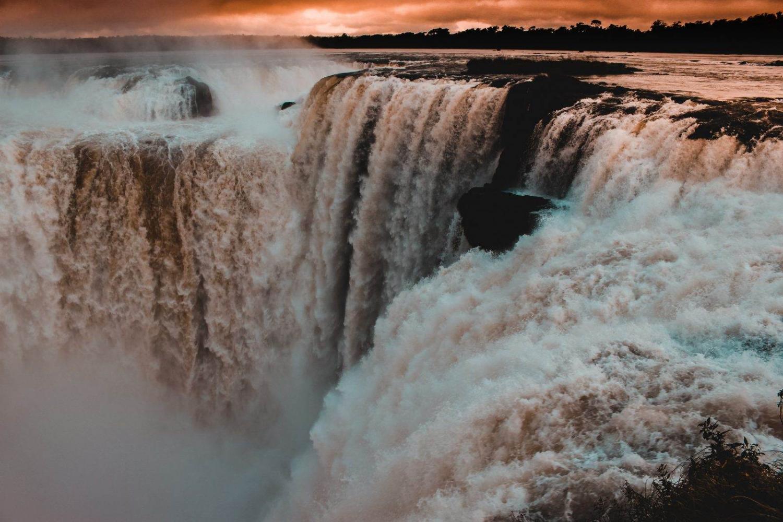 Parque Nacional de Iguazú en Argentina