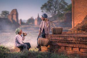 Comprar en Birmania