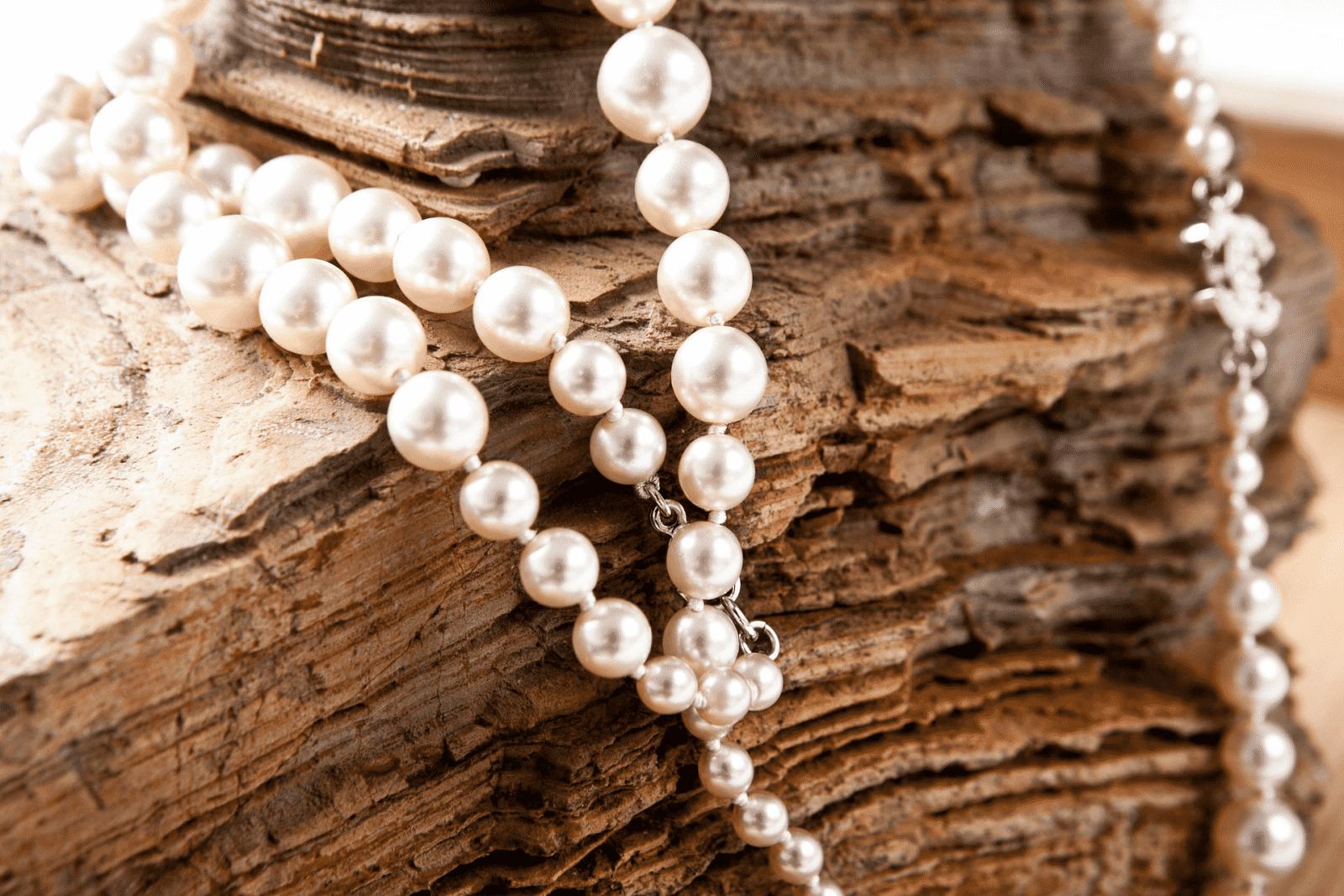 Comprar collar de perlas en Vietnam
