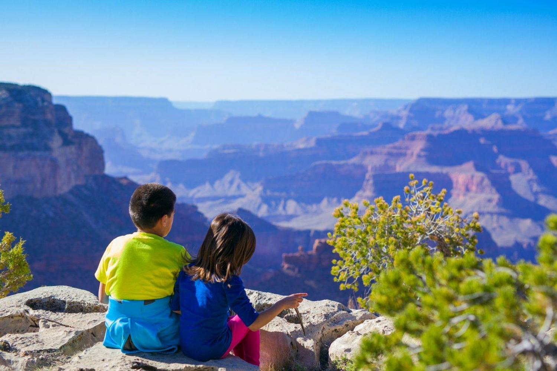 Disfruta de un viaje con niños por la Costa Oeste de Estados Unidos