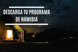 Descarga el programa de Namibia