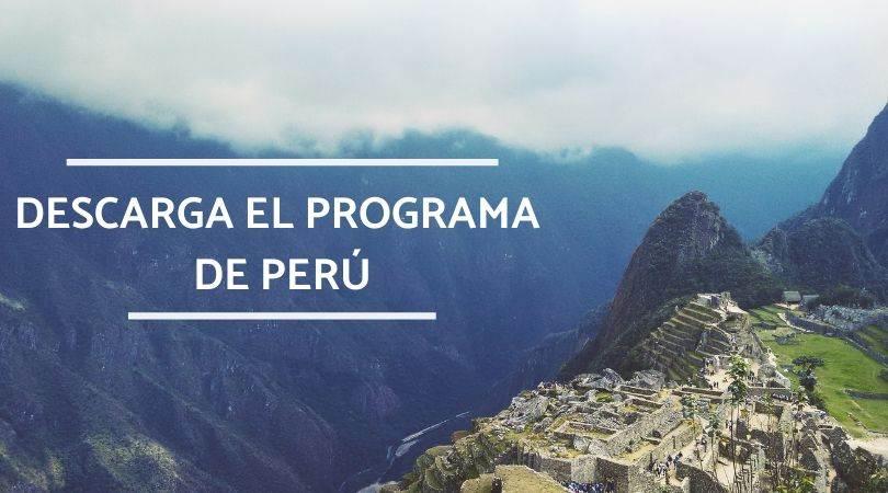 programa de Perú