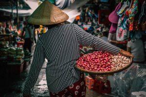 Mercado de Dong Ba