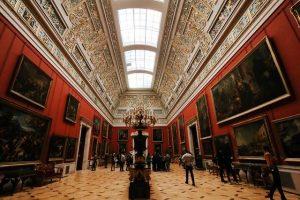 Museos del Mundo como el Hermitage con visita virtual