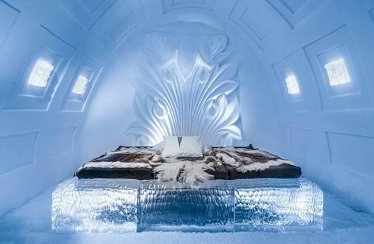 Ice Hotel Laponia