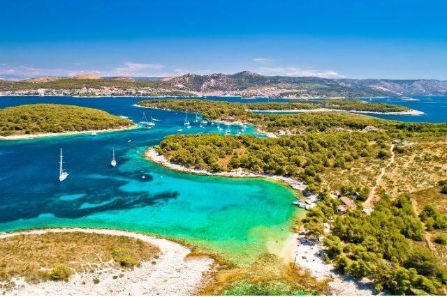 Isla de Hvar, uno de los lugares que ver en Croacia en 15 días