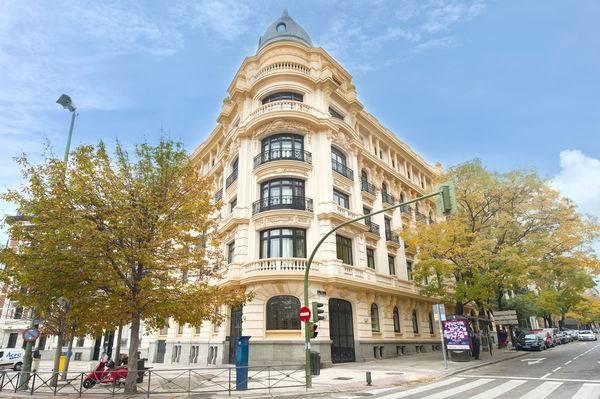 Innside Madrid Génova: una ubicación privilegiada