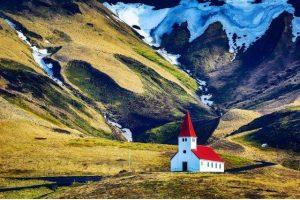 Iglesia Islandia