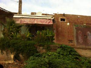 casa arcilla Marruecos