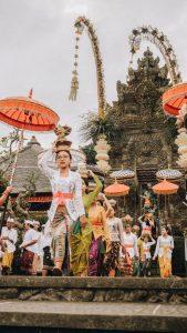 Tradición y costumbres en Indonesia