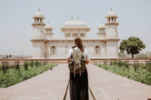 Mausoleo de Itimad-Ud-Daulah en Agra