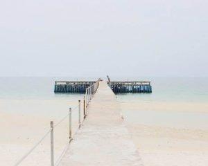 Embarcadero de Koh Rong Island