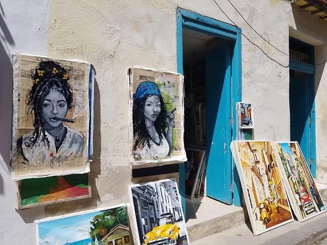 La Habana, cuadros
