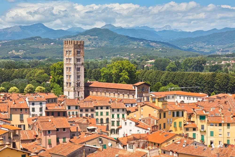 La maravillosa ciudad de Lucca