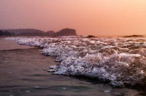 Playa de Maharashtra Kashid