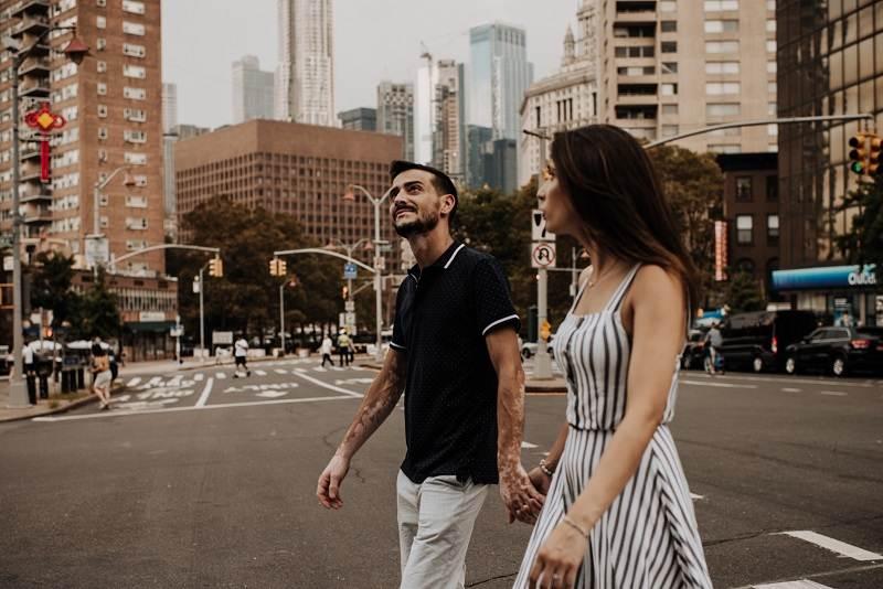 Paseo en Nueva York