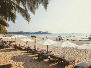 Playa de Palolem, India