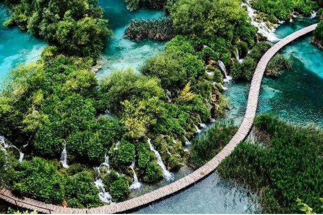 Parque Nacional Lagos Plitzvice