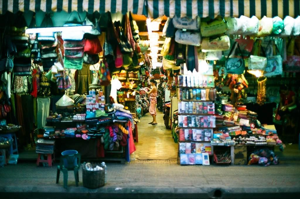 Todas las cosas que vale la pena comprar en Camboya