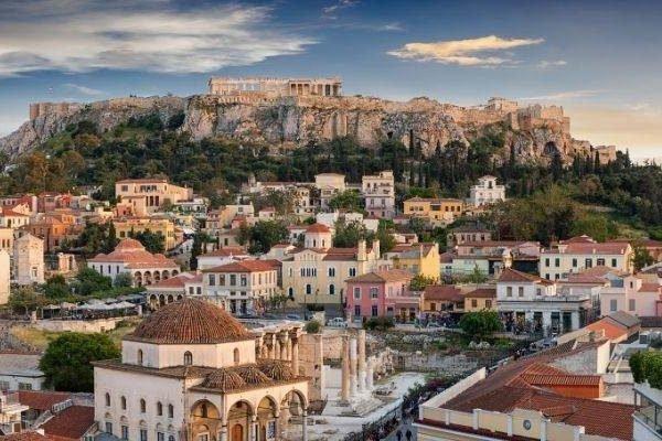 Qué visitar Grecia