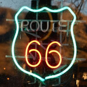 RUTA 66 amantes de la carretera