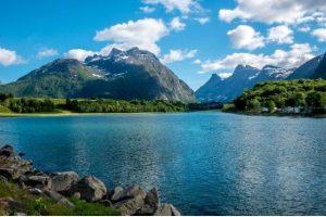 Lago de Rauma