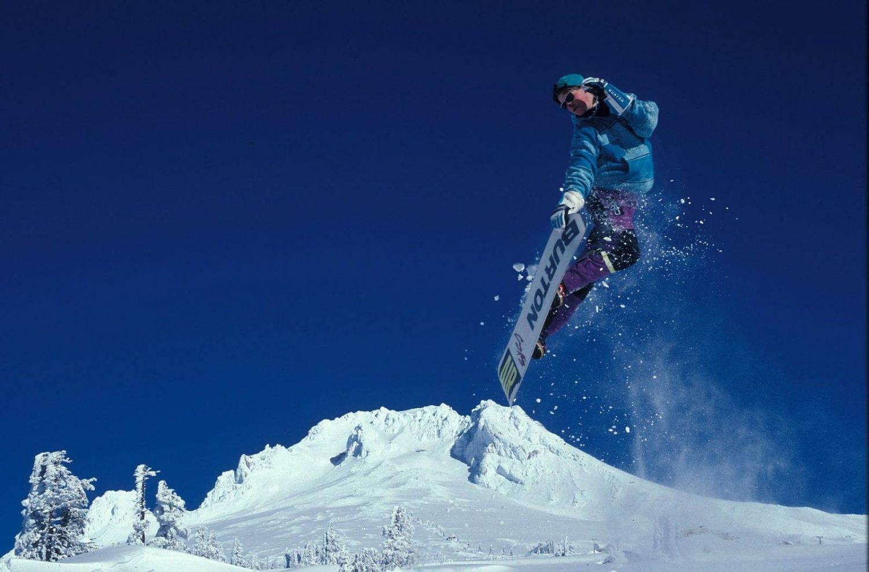 Snowboard en Argentina
