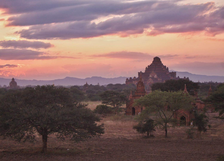 Templo Birmania