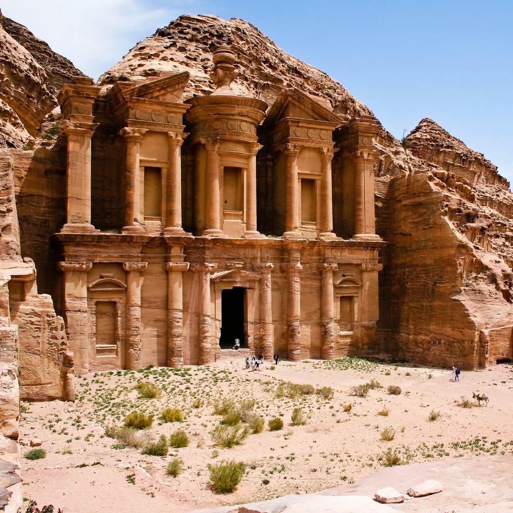 «El Tesoro» de Petra