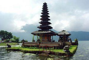 Ulun Danu Bratan en Bali