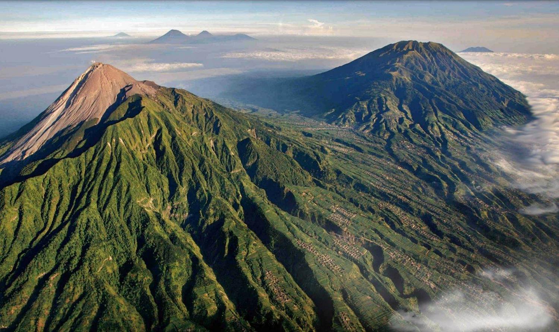 Malasia e Indonesia son dos países con grandes atractivos turísticos