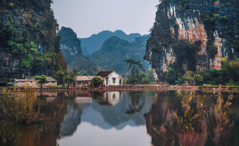 Ninh Binh casa de Vietnam