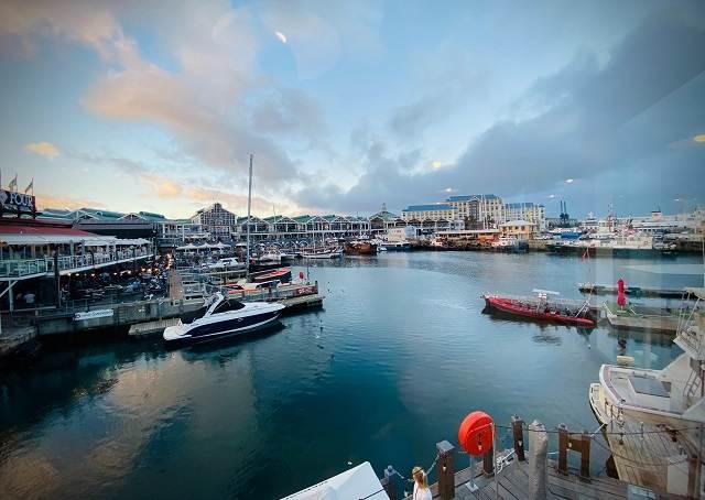 Waterfront en Ciudad del Cabo