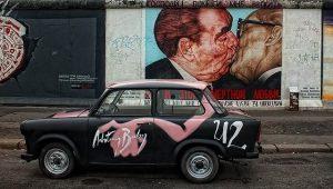 Beso de Berlín