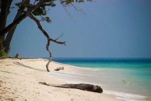 Playa de Andamán
