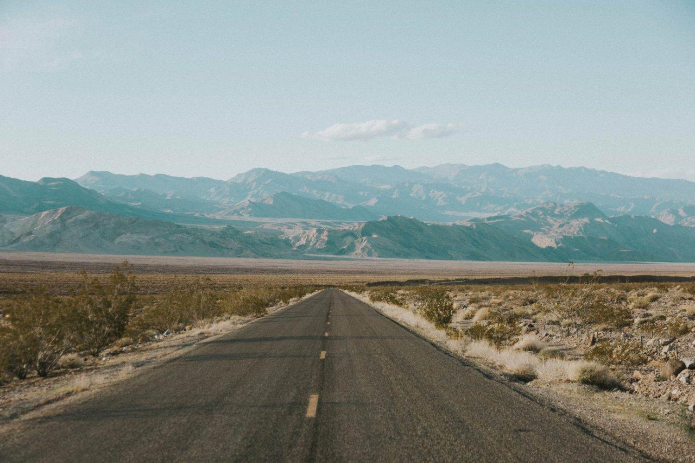 Una de los ratos de la famosa Ruta 66