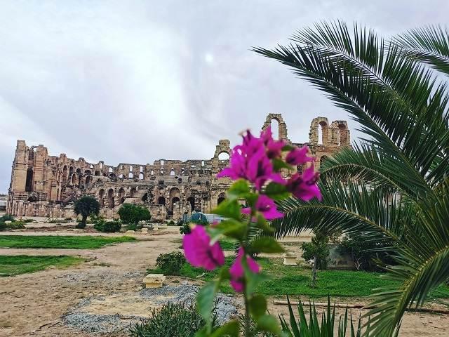 Anfiteatro romano El Djem