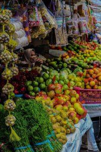 Mercado indonesio