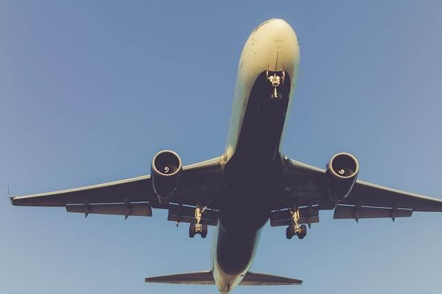 avión para ir a Nueva Zelanda