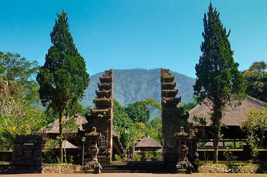 Batukaru templo Bali